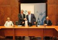 La Universidad suscribe un convenio con el CERN para promover la investigación conjunta