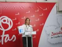 PSOE a Cospedal: Si un cargo es