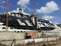 PP-A reclama datos del coste de retracto del Algarrobico incluyendo indemnización, demolición y restauración