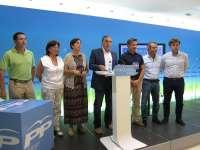 PP dice que con Díaz en la Junta la provincia