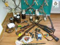 Detenido un cazador furtivo en la Reserva Regional de Caza Cameros-Demanda