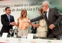 Fujitsu invertirá en dos años más de nueve millones de euros en Andalucía