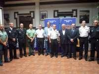 Luis Gil de Sola, presentado como nuevo Inspector Jefe de la Comisaría de la Policía Nacional de Andújar