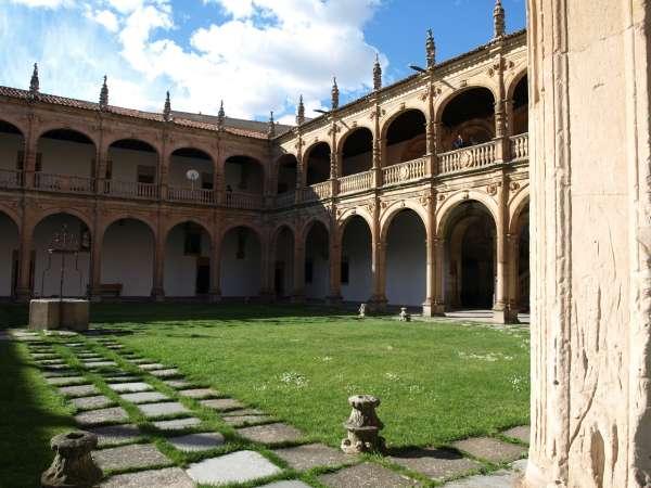 La BBC rueda este fin de semana un documental en Salamanca