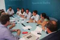 El PP arranca el curso en Diputación pidiendo que gobierne en los municipios el alcalde más votado