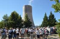 Miles de personas marchan en Puertollano (Ciudad Real) por el futuro de Elcogas