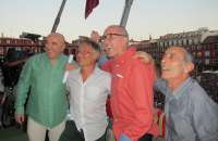 La Carraca pide recuperar a los docentes de la Escuela Municipal y llevar música a bares a ritmo de La Chata Merengüela