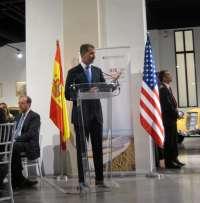 El Rey asegura que la relación entre España y EEUU