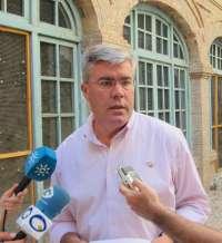 El alcalde reclama a la Junta inversiones