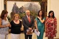 La UJA rinde homenaje al pintor Alfonso Parras con una exposición en el Museo Provincial