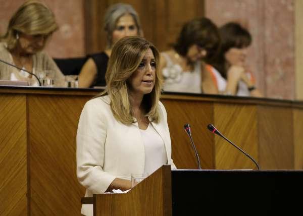 Díaz anuncia una modificación de la LOUA para la regularización de miles de viviendas en un
