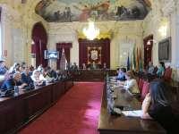 Las carencias educativas y la política museística de Málaga centrarán este jueves el pleno del Ayuntamiento