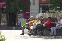 La pensión media en la Comunitat Valenciana es de 804,19 euros en septiembre, un 1,8% más