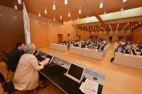 Empresas y entidades exponen en la II Feria de Biomasa Forestal las ventajas de su uso para calefacción