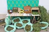 Desarticulado un importante punto de distribución de marihuana en Llucmajor (Mallorca)