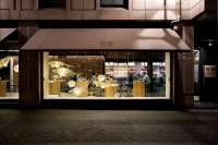 El restaurante vallisoletano Wabi-Sabi Taberna Japonesa, finalista en el certamen 'Restaurant & Bar Design Awards'