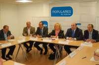 El PP asturiano refuerza su coordinación local