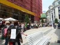 Sindicatos piden que se anule la liberalización de horarios comerciales en zonas turísticas de Bilbao