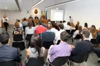 Una jornada en Tomares apuesta por la internacionalización de las empresas para potenciar la economía local