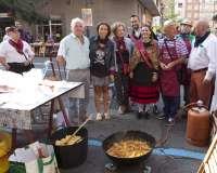 Éxito de participación en el VII Concurso de Calderetas de San Mateo, con cerca de un centenar de grupos