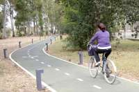 La UPO pone en marcha de nuevo 'UPOBici', su servicio de alquiler de bicicletas