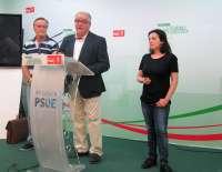 Calahorro se retira de las primarias del PSOE