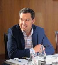 Moreno acusa a cúpula de PSOE-A de