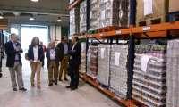 El Gobierno de España distribuye en Navarra más de 450.000 kilos de alimentos para personas desfavorecidas