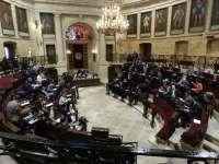 Juntas de Bizkaia inician último curso de legislatura con el pleno de Declaración Pública del Diputado General