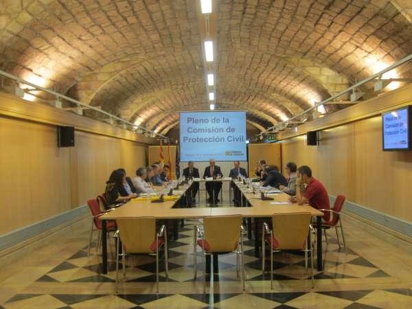 La Comisión de Protección Civil aprueba el Plan Territorial de Aragón