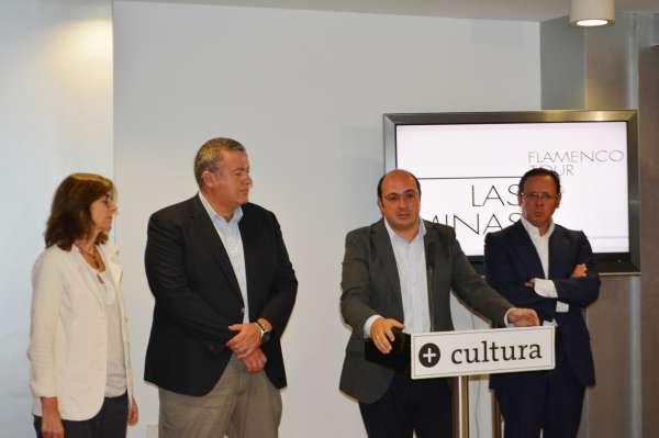 Teatro Romea acoge el estreno de 'Dando el Cante', un espectáculo del Festival Internacional del Cante de las Minas