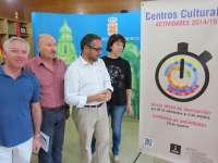El Ayuntamiento de Murcia ofrece casi 10.000 plazas para los 500 talleres de los centros culturales