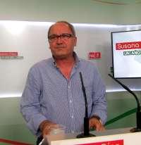 PSOE-A no descarta llevar a los tribunales a Moreno por sus