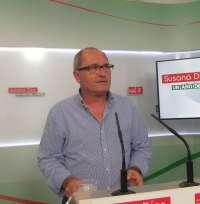 PSOE-A no descarta un incremento en partidas inversoras en el presupuesto andaluz para 2015