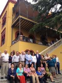 Diputación recupera el palacio neomudéjar de Trinidad Ground en Carratraca con una inversión de 256.000 euros