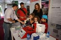 Las actividades de la UJA por La Noche Europea de los Investigadores atraen a cerca de 3.000 personas