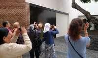 El Museo Picasso Málaga organiza un taller de fotografía para mujeres inmigrantes