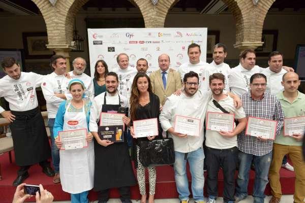 Los chefs del evento gastronómico eligen las siete 'Tapas del Califato' entre 85