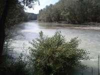 Continúan afectados seis municipios por la existencia de lindano en el río Gállego
