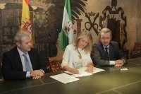 El Ayuntamiento de Marbella firma dos préstamos para hacer otro pago del anticipo reintegrable de la Junta