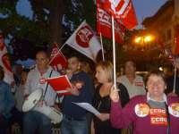 Cientos de personas exigen en Santander empleo, protección social y derechos para un trabajo decente