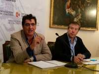 La Diputación de Cáceres destina 800.000 euros a un Plan de Infraestructuras, Material y Mobiliario deportivo