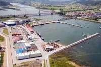 El Gobierno invertirá dos millones en la nueva lonja y sede de la cofradía en el puerto de Colindres