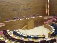 EUPV pide que las Corts inicien los plenos con una mención a las mujeres asesinadas por violencia de género