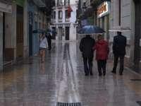 Las lluvias de este domingo provocan una decena de incidencias, la mayoría en Ronda