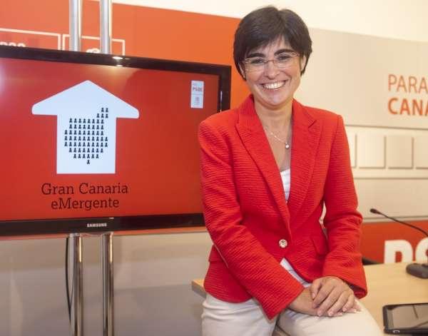 Darias (PSOE) propone un plan de formación e inserción para víctimas de violencia de género