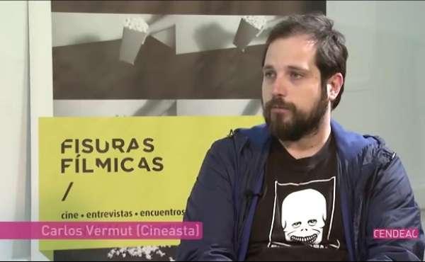 Cultura recibe más de mil visitas a la entrevista al director Carlos Vermut en Fisuras Fílmicas