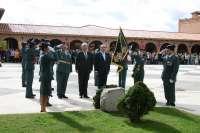 Una veintena de personas condecoradas en Teruel por actos y servicios al Cuerpo de Guardia Civil y a la sociedad