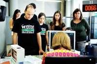 'Mallorca Sense Sang' entrega al Ayuntamiento de Palma 60.000 firmas contra la tauromaquia