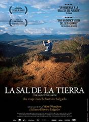 La sal de la tierra (2014) - Cartel